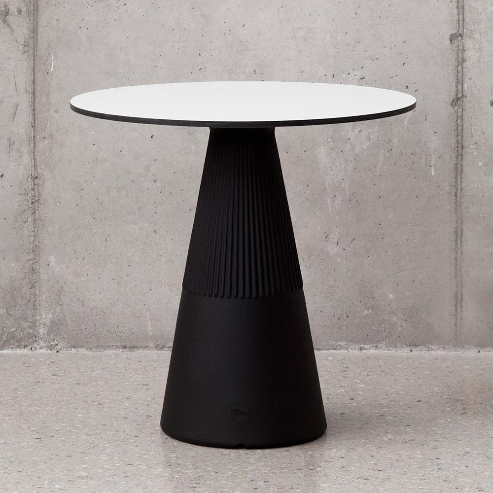 Licht-Trend LED beleuchteter Solar-Tisch Itaca mit Akku und Fernbedienung 3