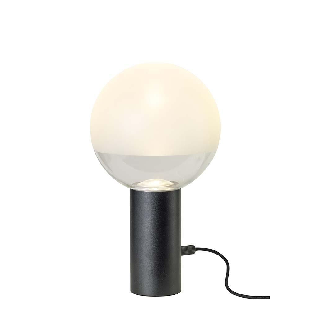 Oligo dimmbare LED Tischlampe Kuula Schwarz 2