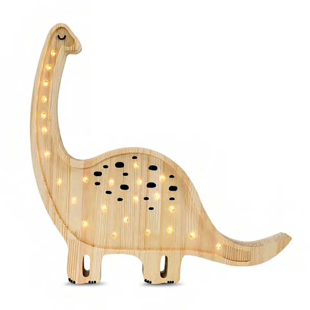 Little Lights Kinder Wand- & Tischleuchte Dino Diplodocus  1