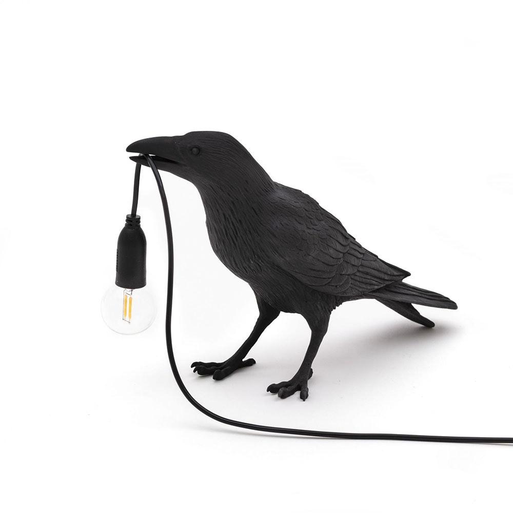 Seletti Bird Tischleuchte 2