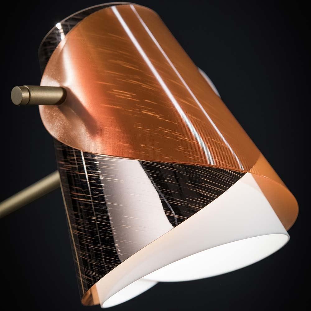 Slamp LED Schreibtischlampe Overlay & Montblanc Meisterstück Le Grand thumbnail 4