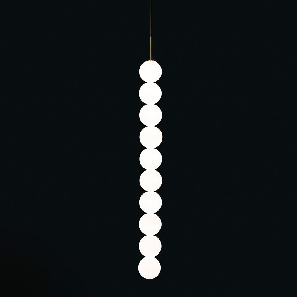 Terzani Abacus LED Design-Pendelleuchte 1er 2