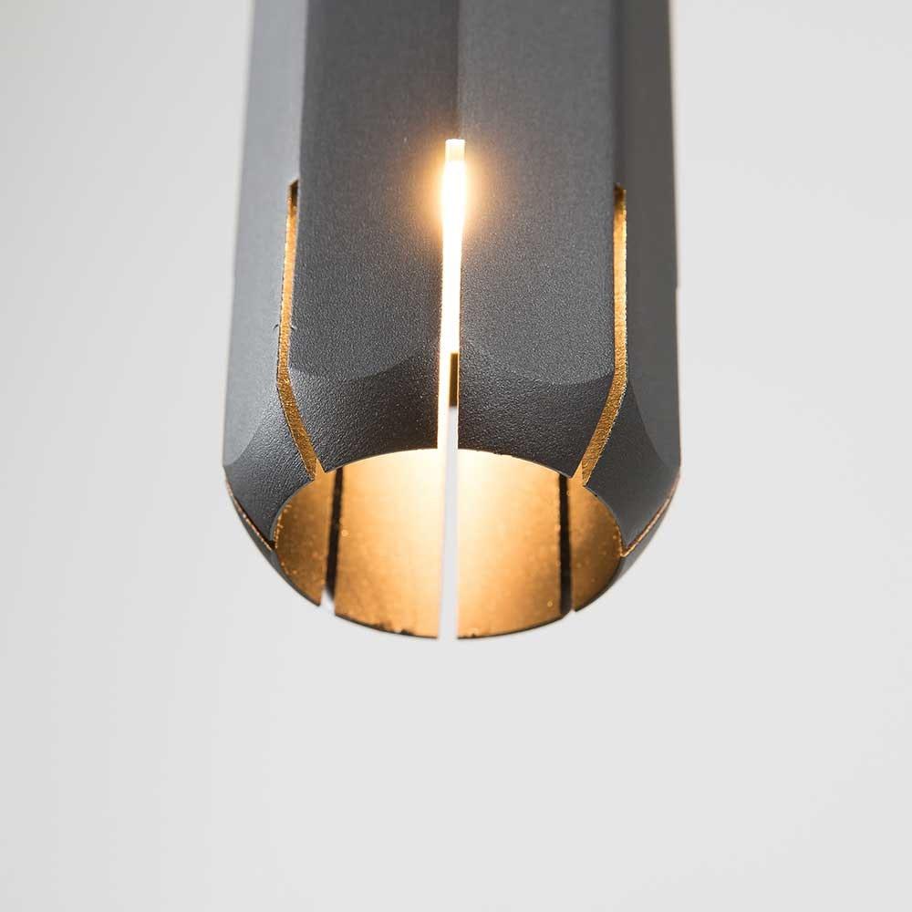 LED-Hängeleuchte Brixton Spot aus Alu 3