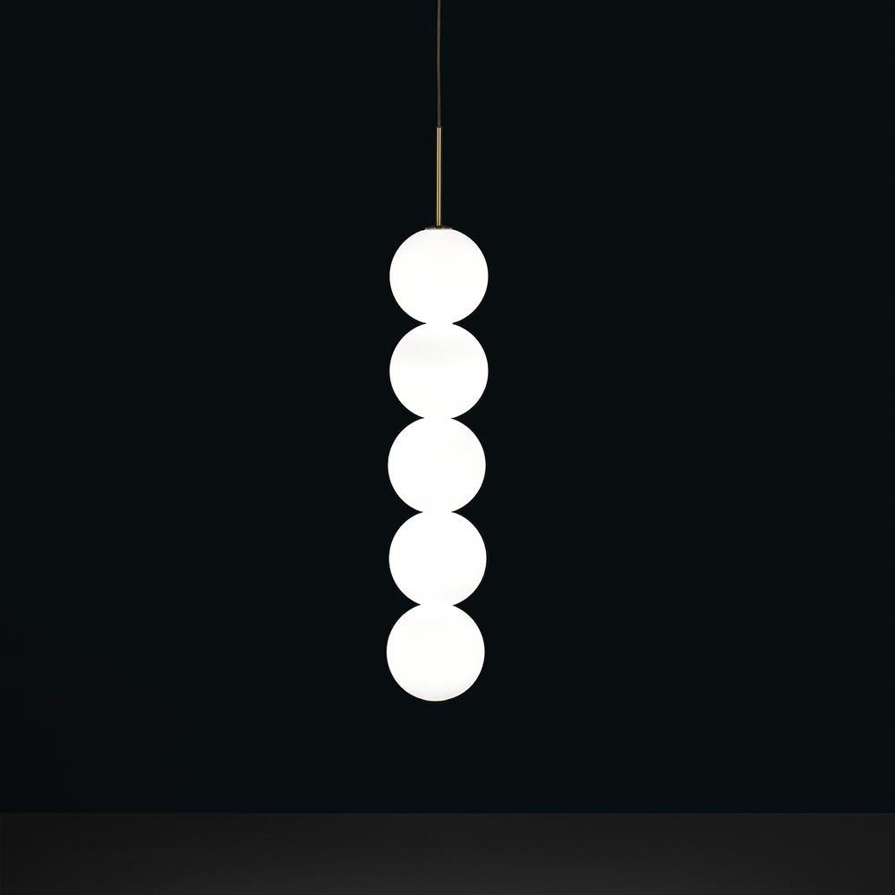 Terzani Abacus LED Design-Pendelleuchte 1er