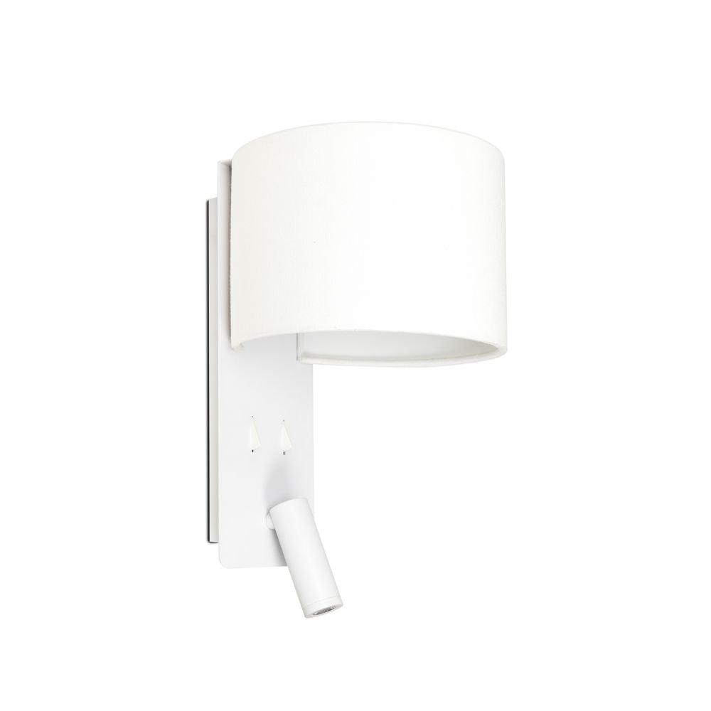 Fold Wandlampe mit LED Lesespot 2