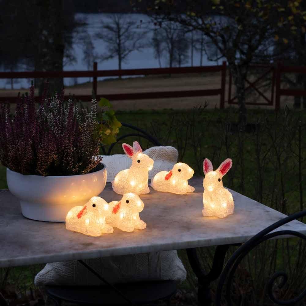 Tierische LED Lichterkette für Außen in verschiedenen Ausführungen 8