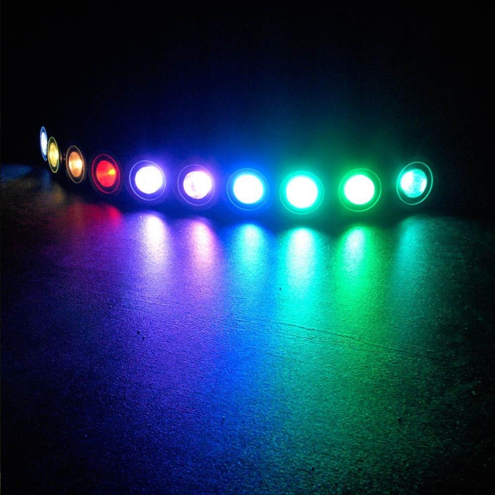 s.LUCE iLight GU10 LED COB 6W RGB + CCT 9