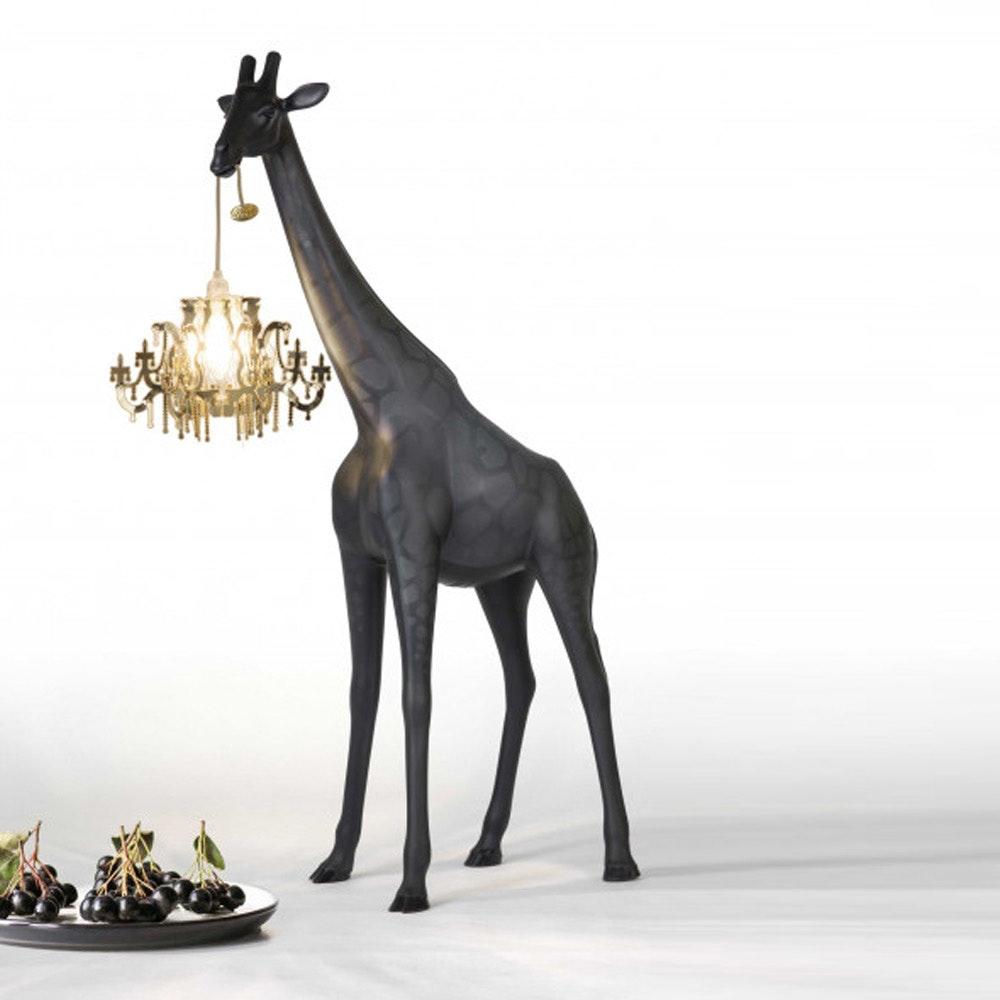 Qeeboo Giraffe in Love XS Stehleuchte 100cm 4