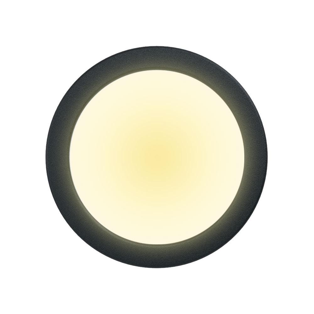 LED-Panel Einbau 1200 Lumen Ø 16,5cm rund 8