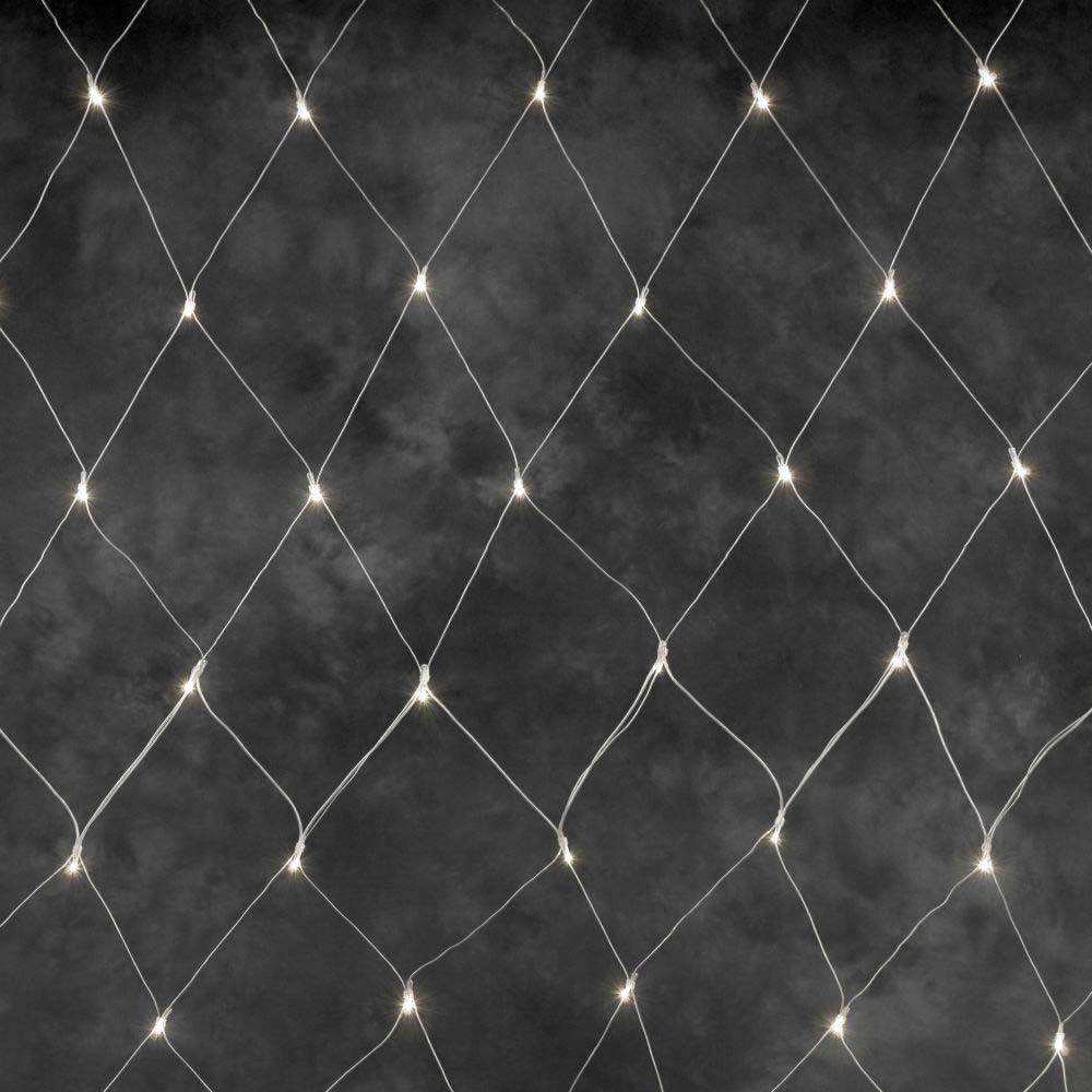 LED System Erweiterung Lichternetz 208 warmweiße Dioden IP44