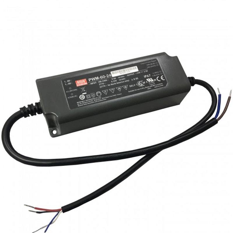 Meanwell Netzteil Zertifiziert DALI dimmbar 24V IP65