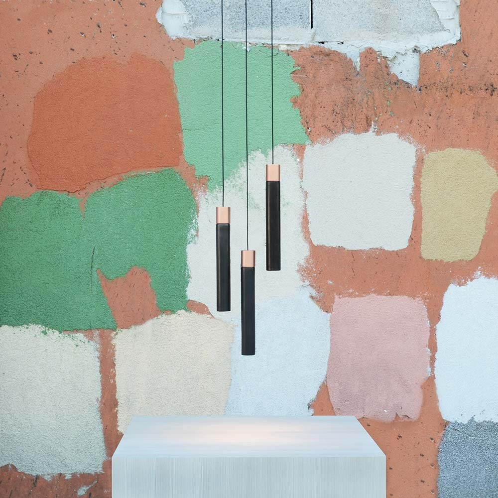 Kundalini Keramik LED Pendelleuchte Minimal Dimmbar 4