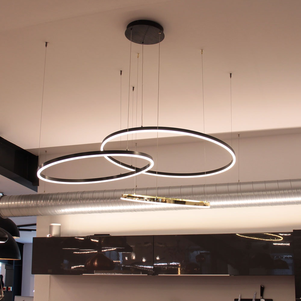 s.LUCE Ring Umbau zentrisch / exzentrisch (ohne LED-Ringe) 22