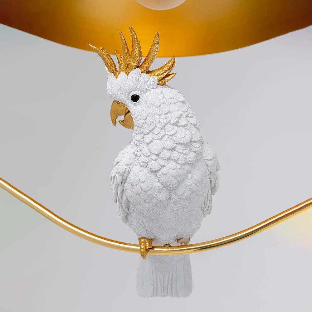 KARE Hängeleuchte Animal Cockatoo 4