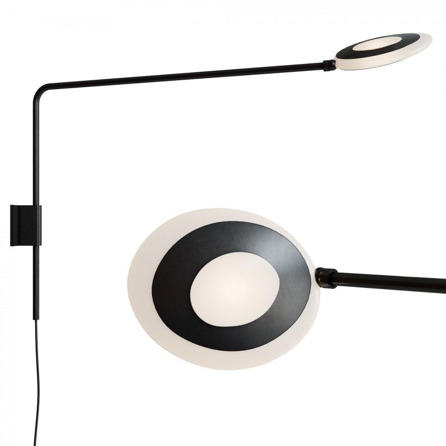 Nemo Olympia LED Wandlampe mit Arm verstellbar 2