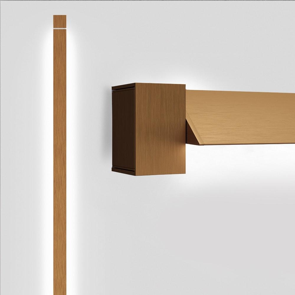 Fabbian Pivot LED-Wandleuchte Large 52W 1