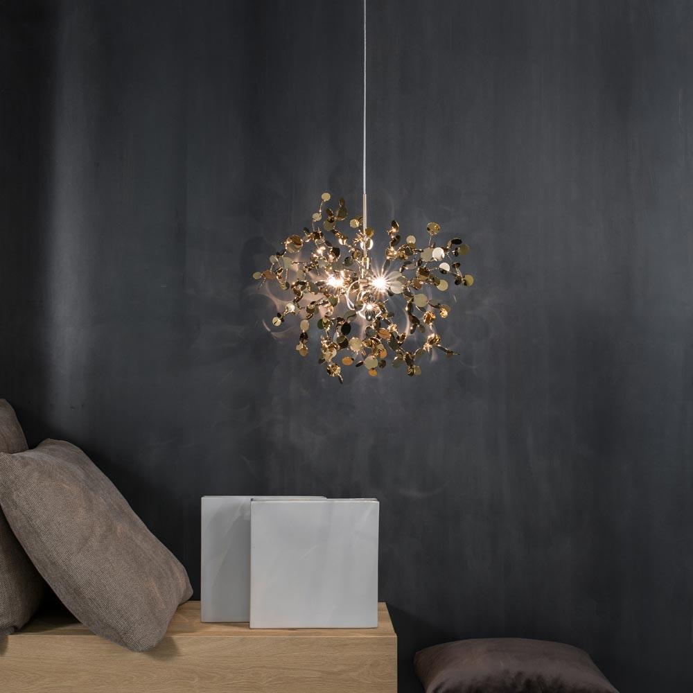 Terzani Argent Design-Pendelleuchte Ø 40cm 2