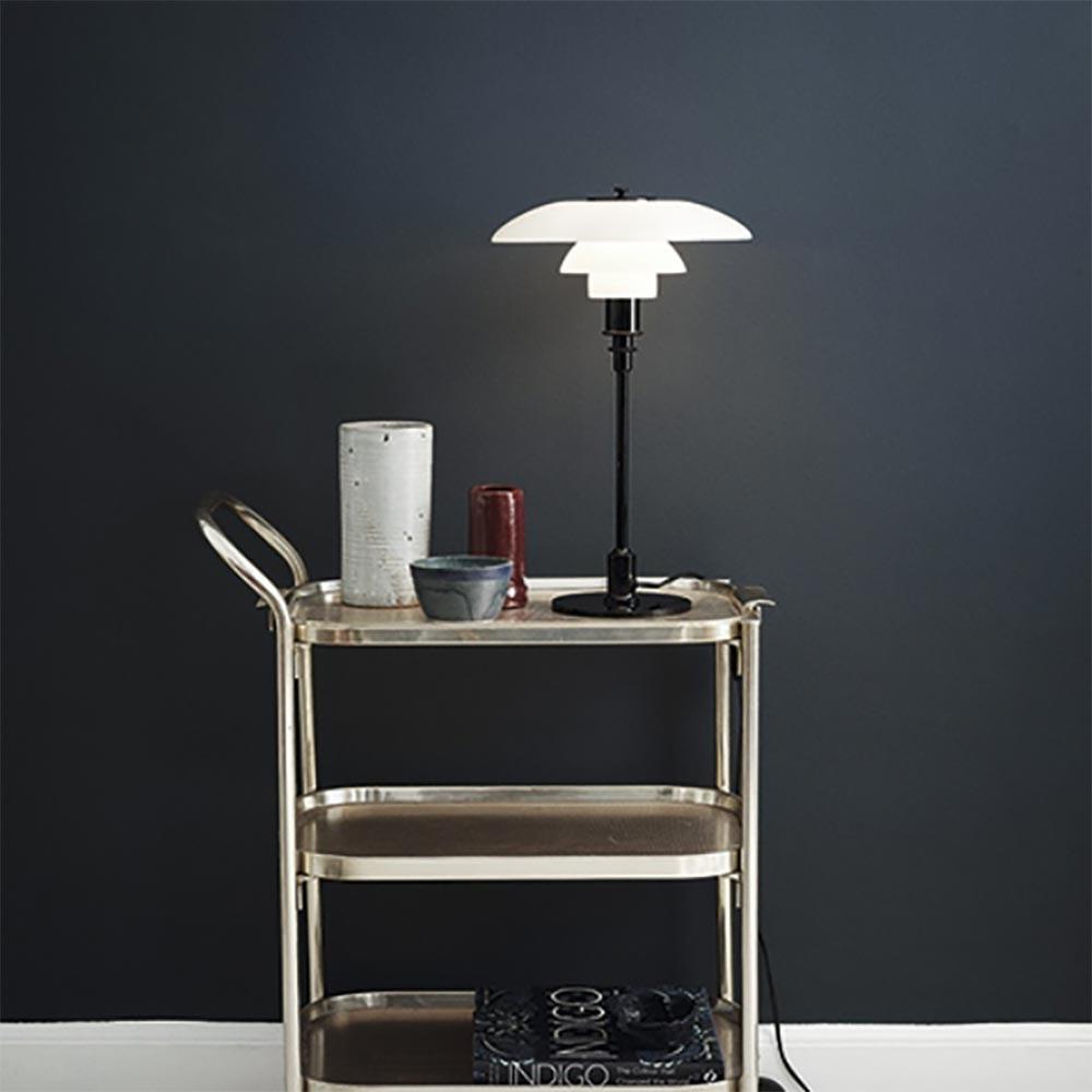 Louis Poulsen Tischlampe PH 3/2 2