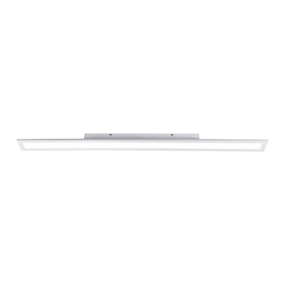 Q-Flat 120 x 10cm LED Deckenleuchte 4000K Weiß
