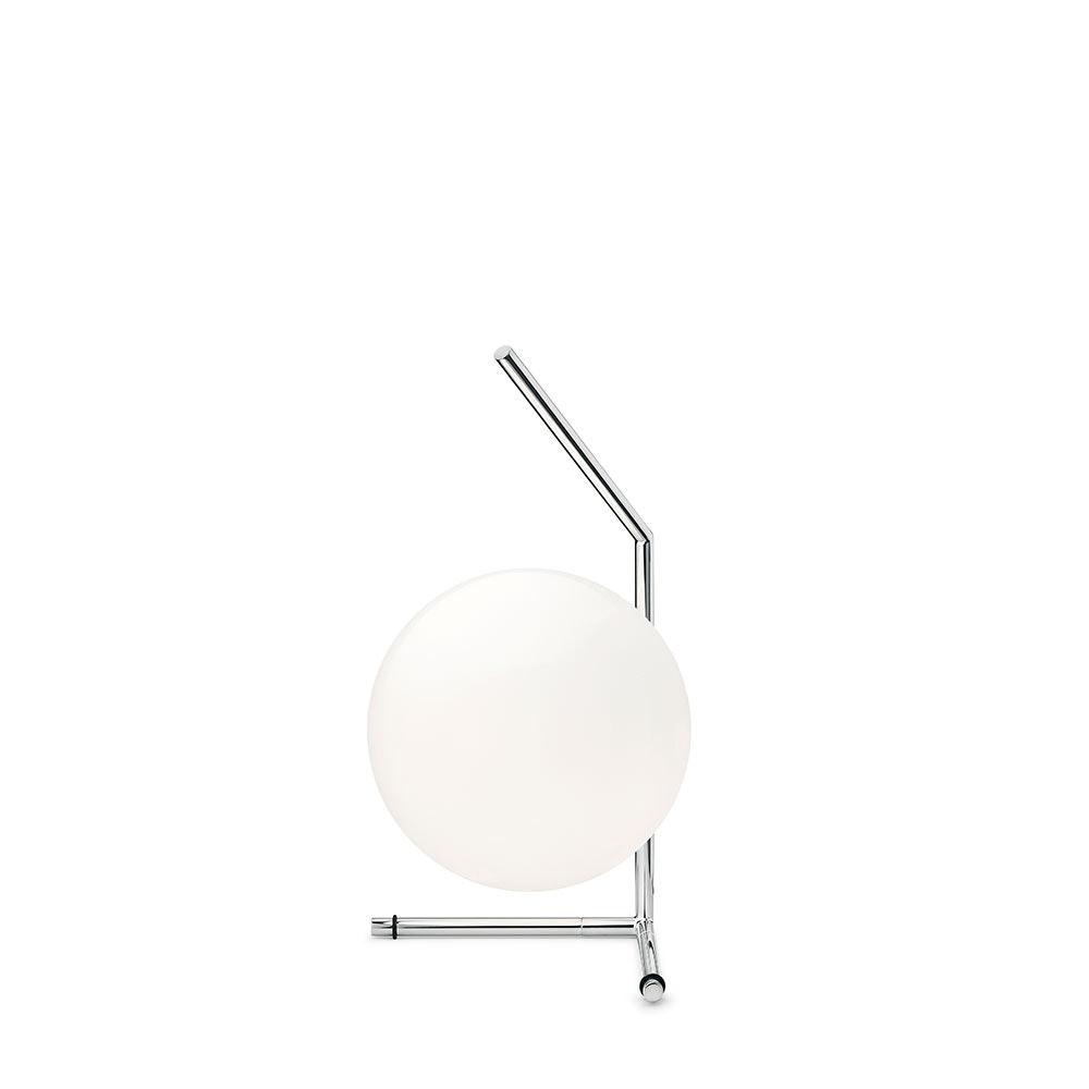 FLOS IC T1 low Tischleuchte mit Glaskugel 3