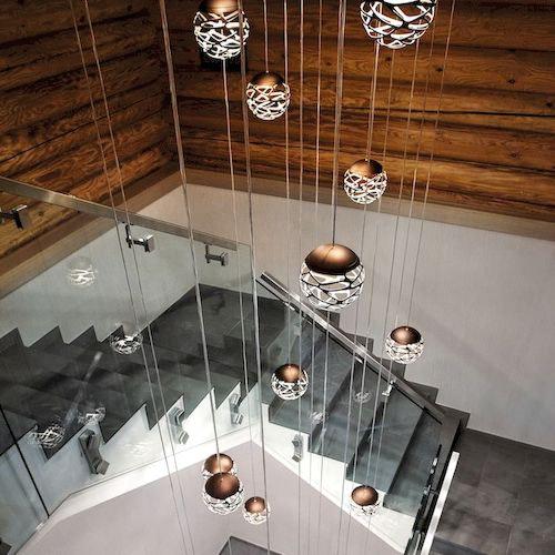 Lodes Kelly Cluster Sphere LED Pendellampe