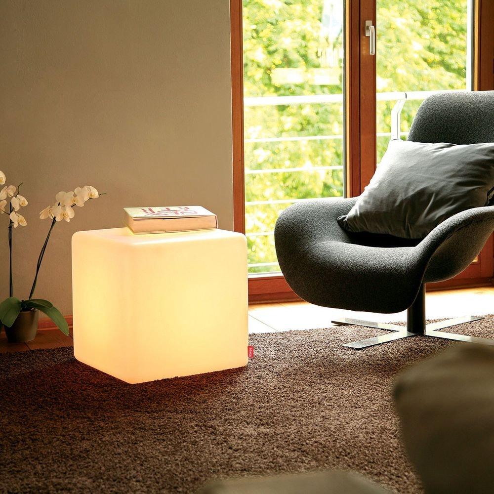 Moree Outdoor Sitzwürfel Cube mit Farbwechsel thumbnail 3