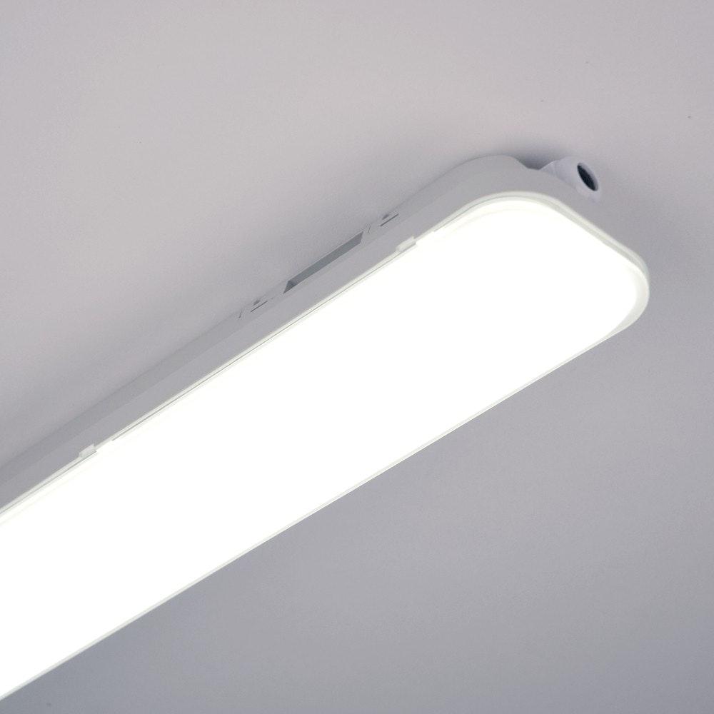 LED Wannenleuchte staubdicht 5250lm 150cm IP65 6