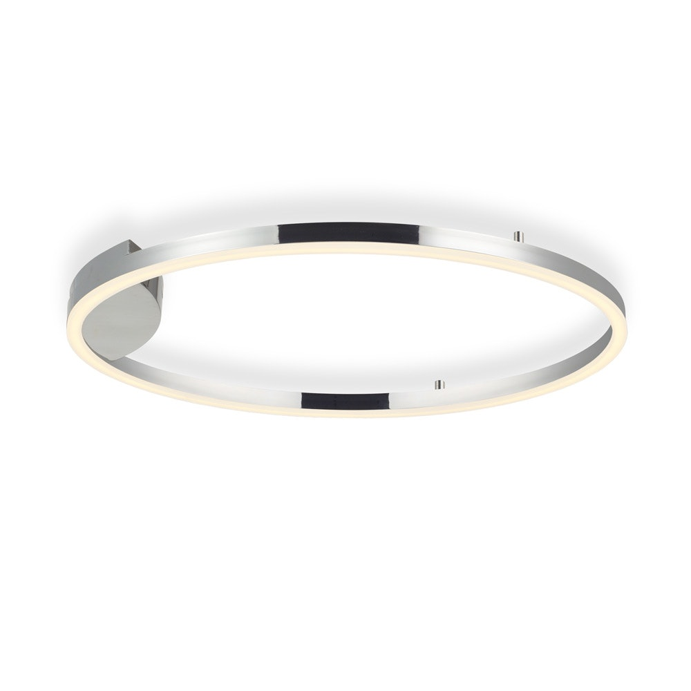 s.LUCE Ring 80 Wand & Deckenlampe LED Dimmbar 15