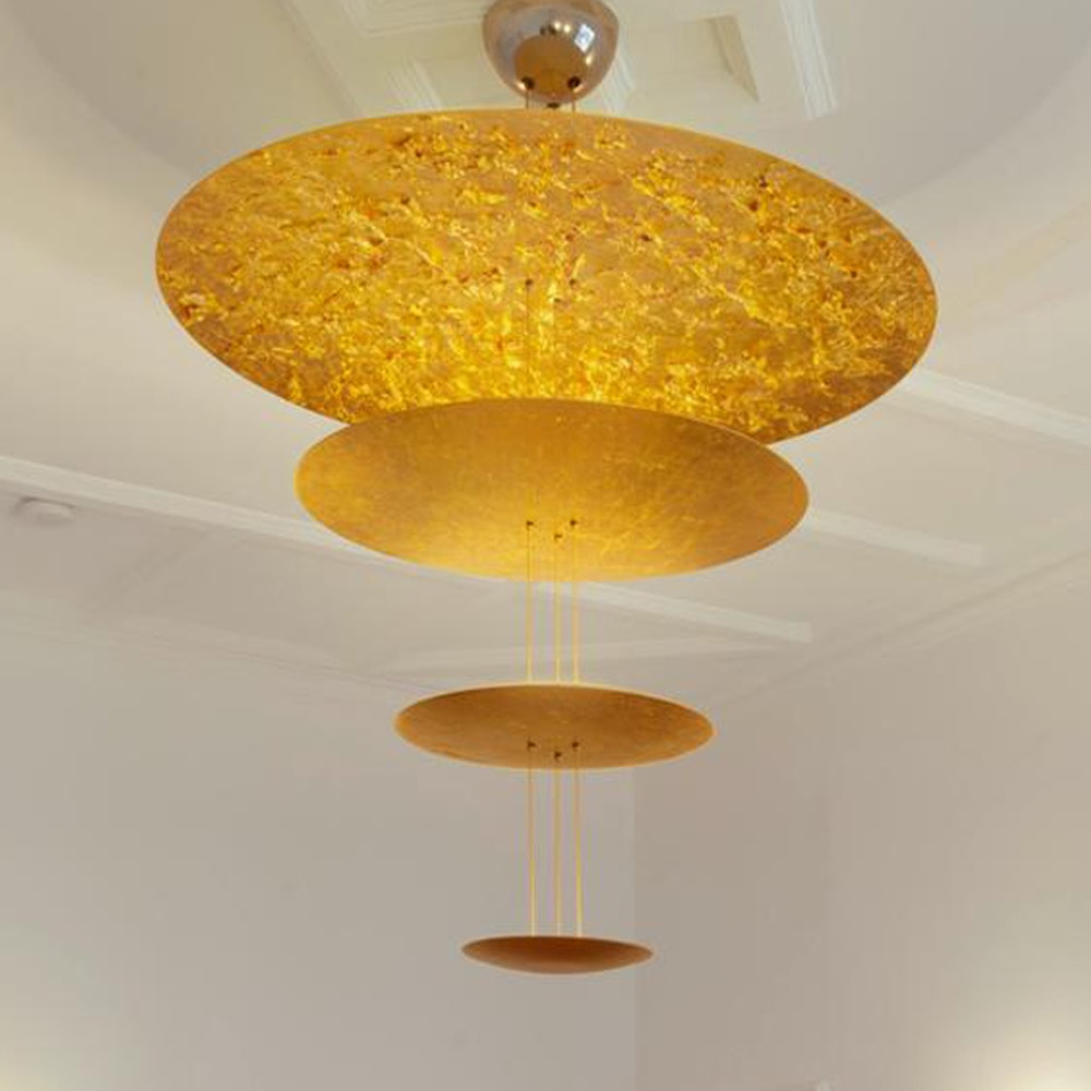 Catellani & Smith Macchina della Luce mod. A LED Hängelampe Ø 80, 50, 30, 18cm thumbnail 3