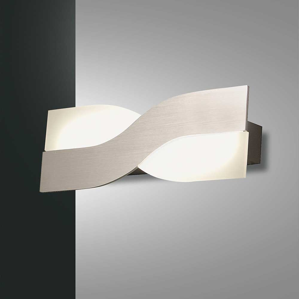 Fabas Luce LED Wandlampe Riace Metall 5