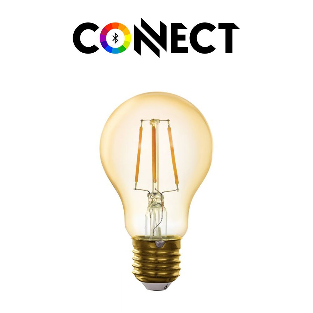 Connect E27 LED Retro 500lm Warmweiß 1