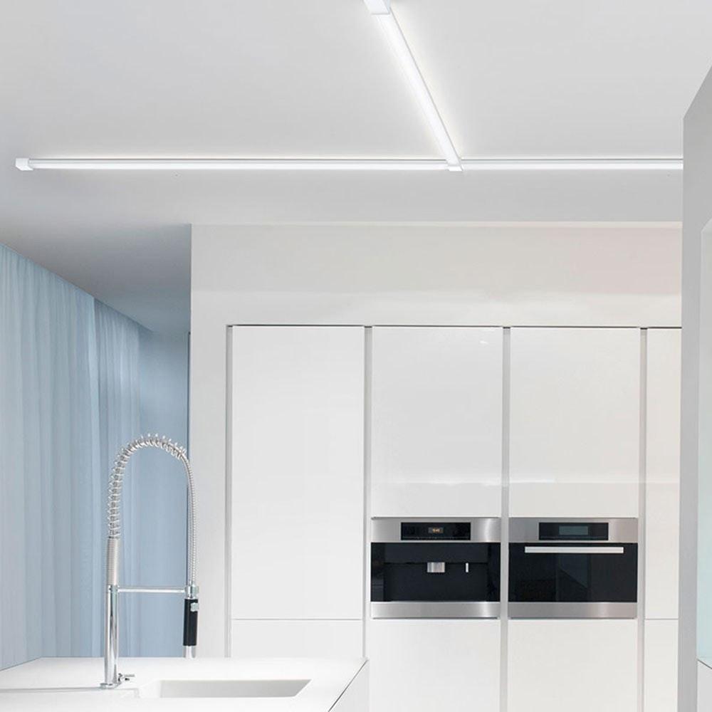 VIGO System LED-Linienmodul 100cm Alu-matt 5