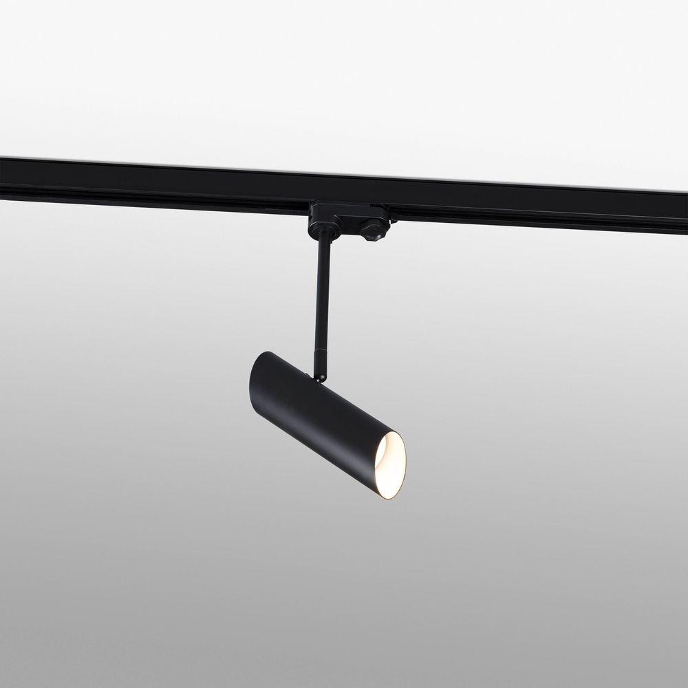 3-Phasen Schienenspot LINK GU10 11W Schwarz