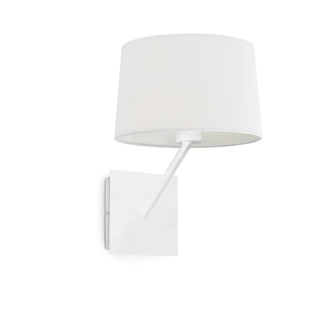Licht-Trend Schlafzimmer Wandleuchte Steel Weiß