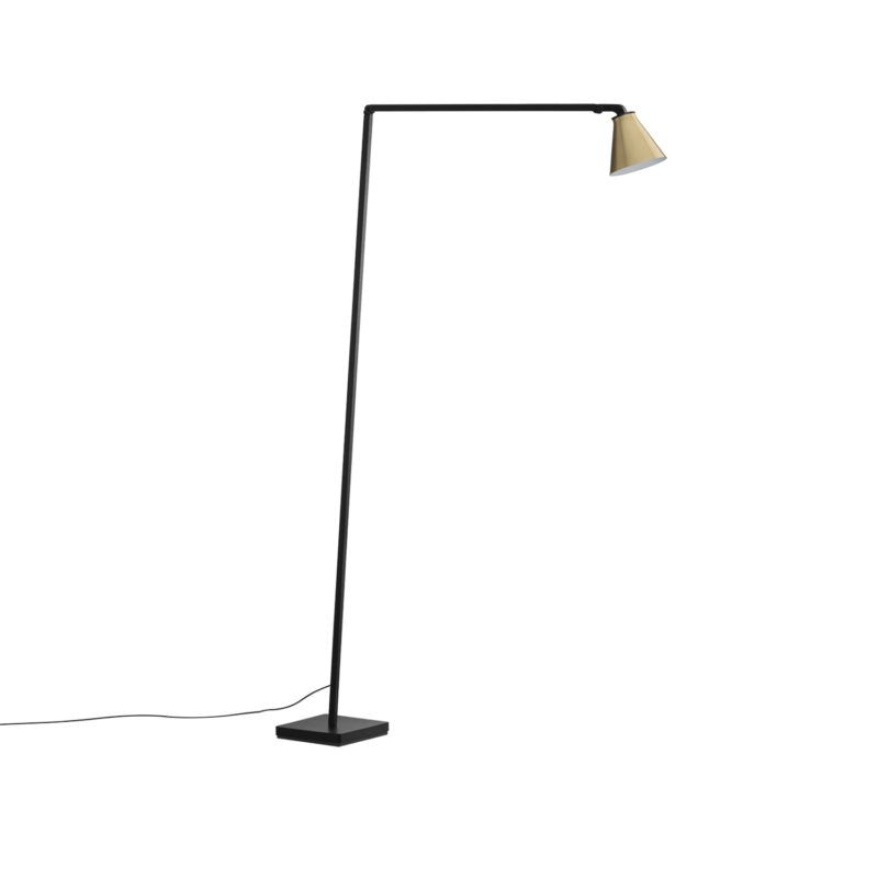 Nemo Untitled Reading Cone LED Stehlampe Leselampe 1