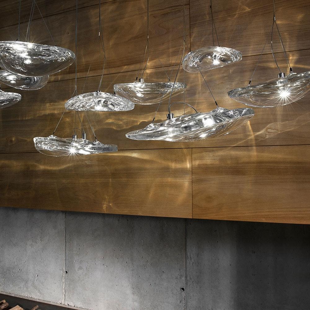 Terzani Manta LED Design-Pendelleuchte 4