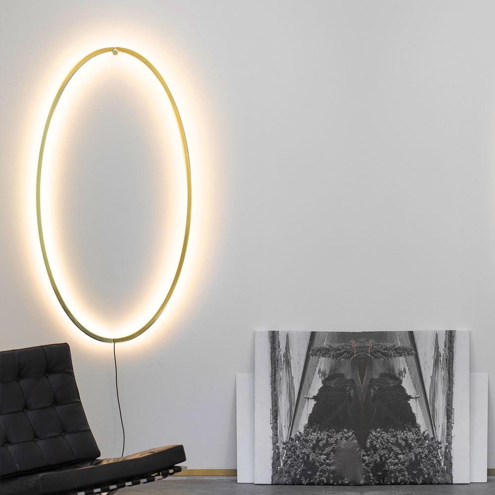 Nemo Ellisse LED Wand- oder Stehlampe 138cm 2