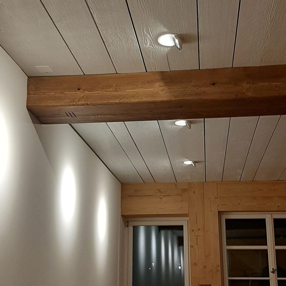 Santa LED Einbauspot schwenkbar & dimmbar 810lm Weiß, Schwarz 9