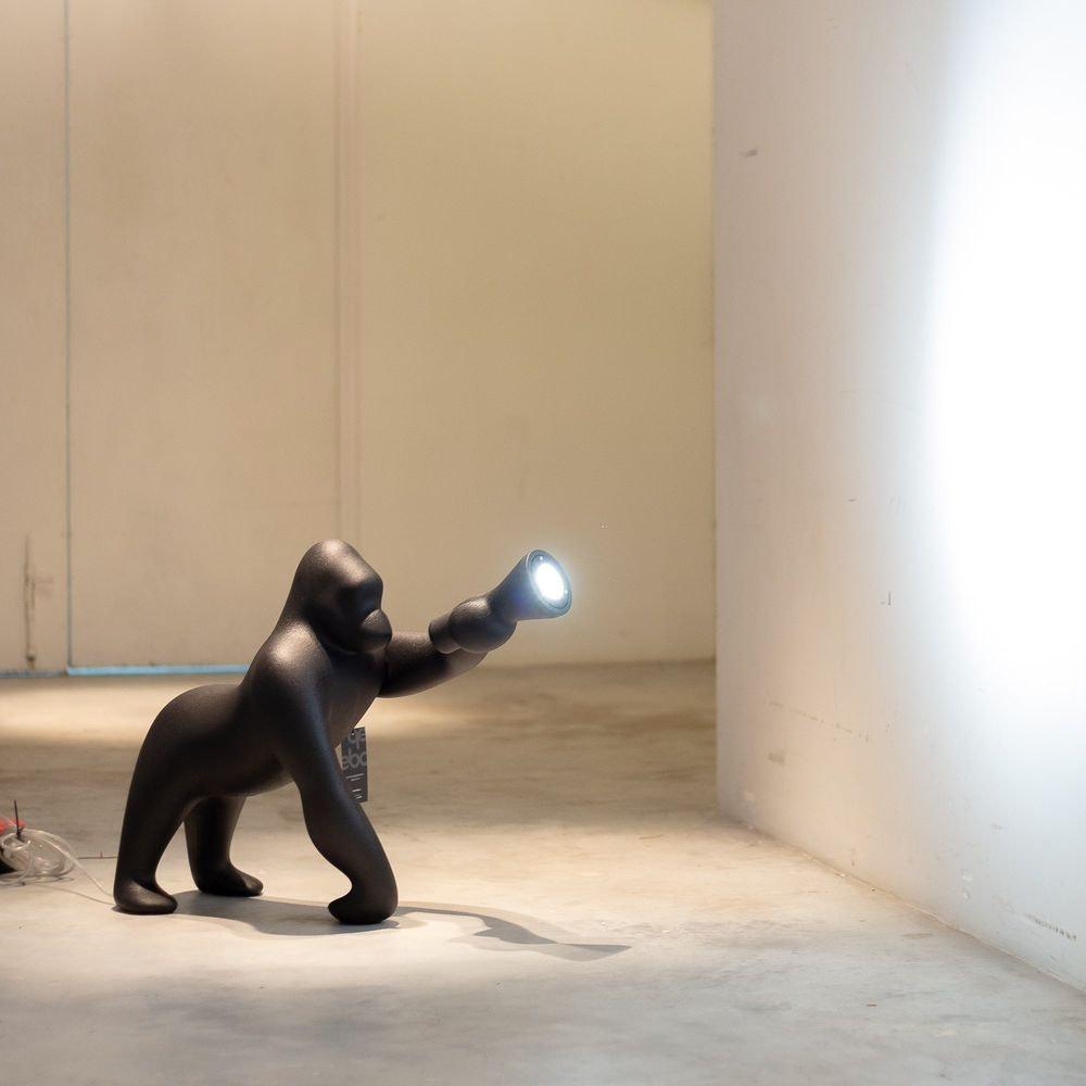Qeeboo Kong XS Tischlampe Gorilla 14
