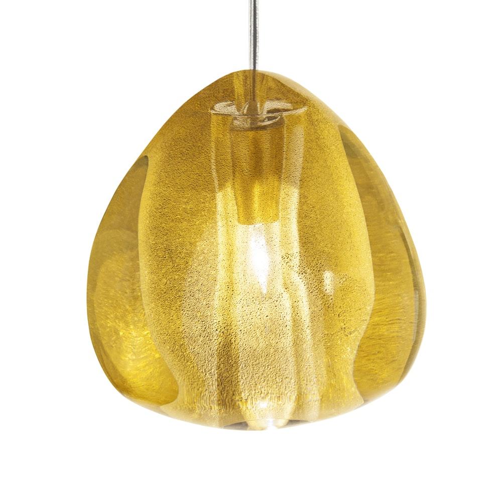 Terzani Mizu Design Hängeleuchte 7-flammig Ø 31cm 3