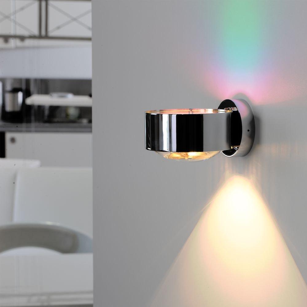 Top Light LED Wandleuchte Puk Maxx Wall Dimmbar 1