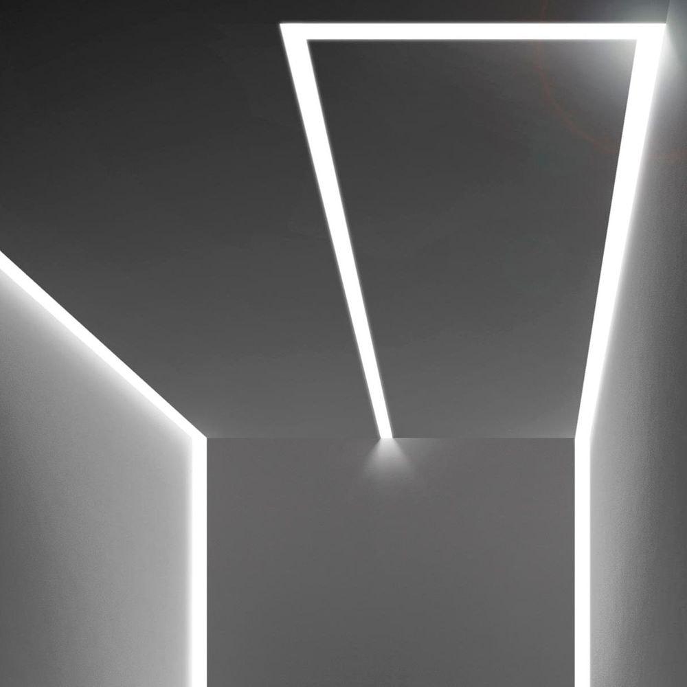 Panzeri Manhattan Einbauprofil für LED-Strips 9