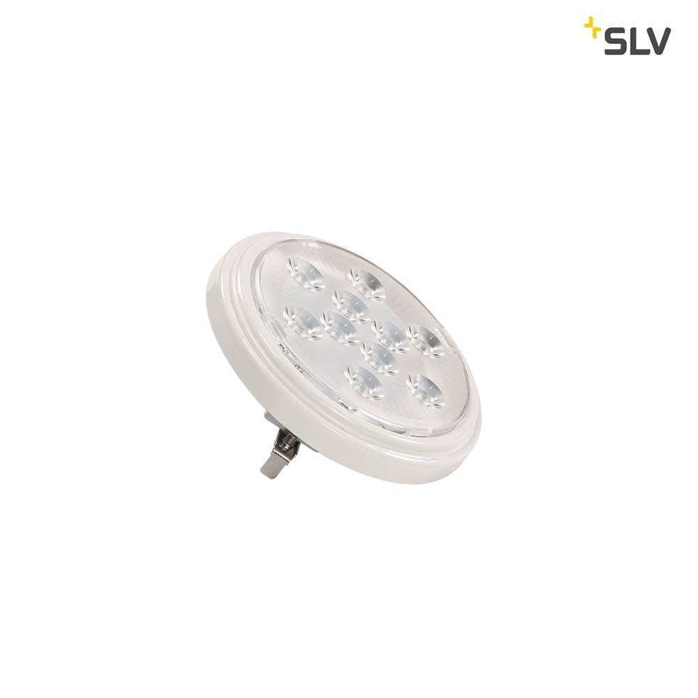 SLV LED QR111 G53 Leuchtmittel 13° Weiß 4000K 800lm