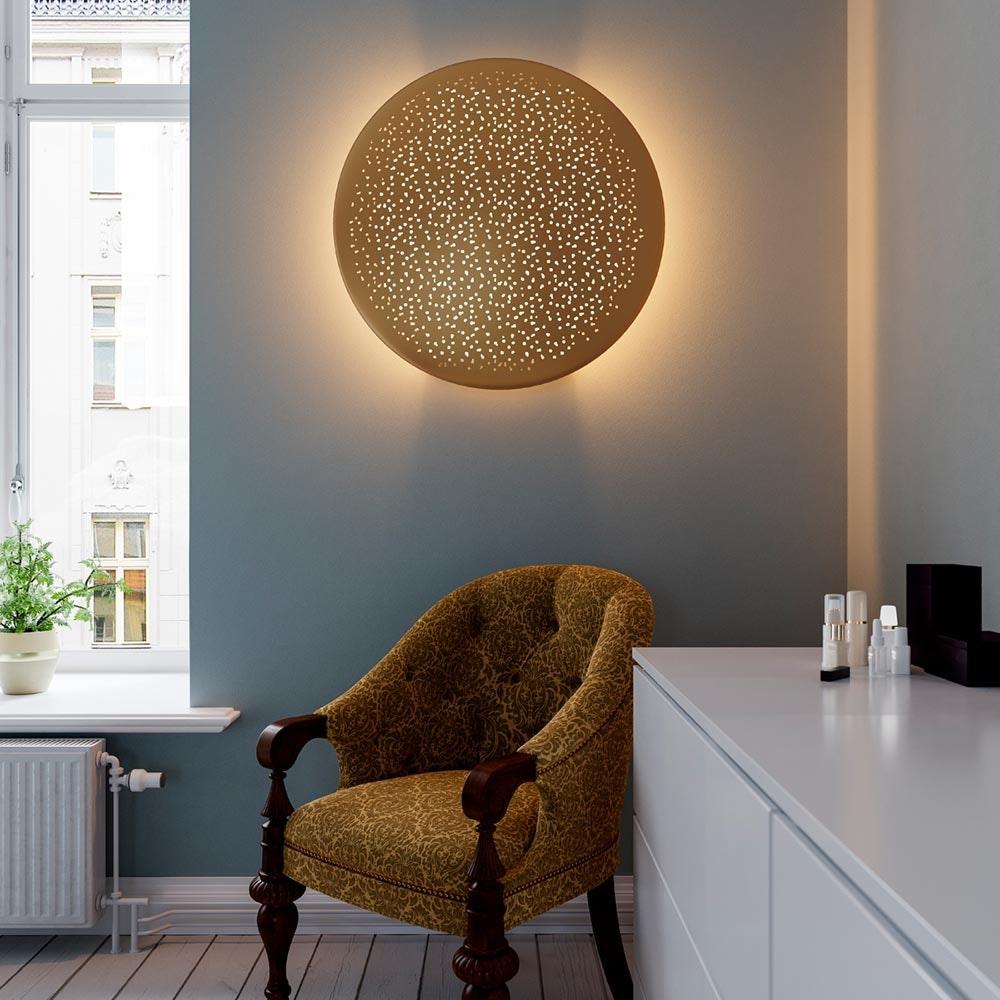 By Rydens Wandlampe Colby Ø 70cm 1