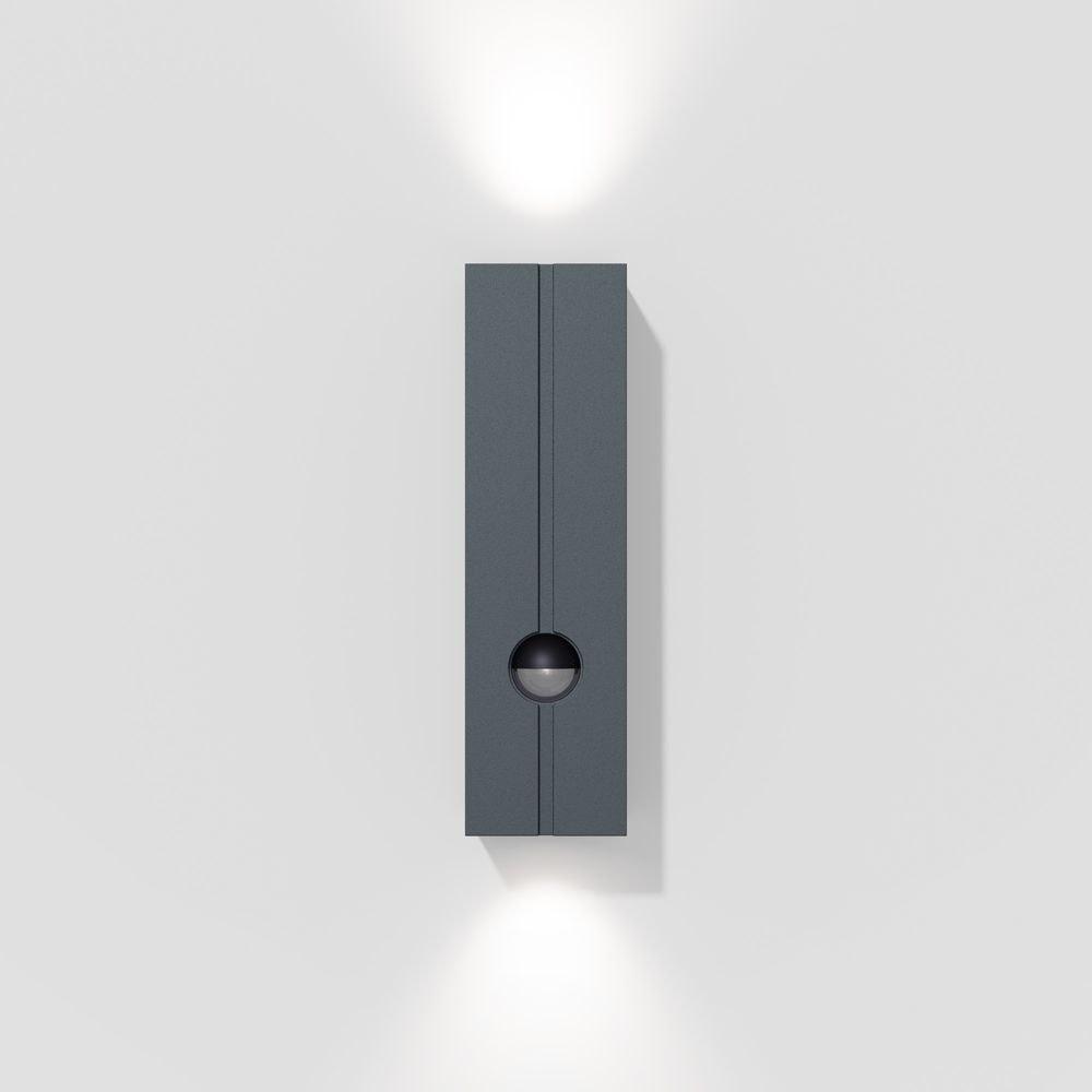 IP44.de Cut Control LED-Außenwandleuchte mit Sensor IP44 2