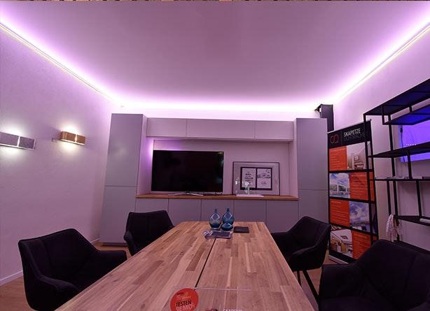 Lichtdecke Konferenzraum