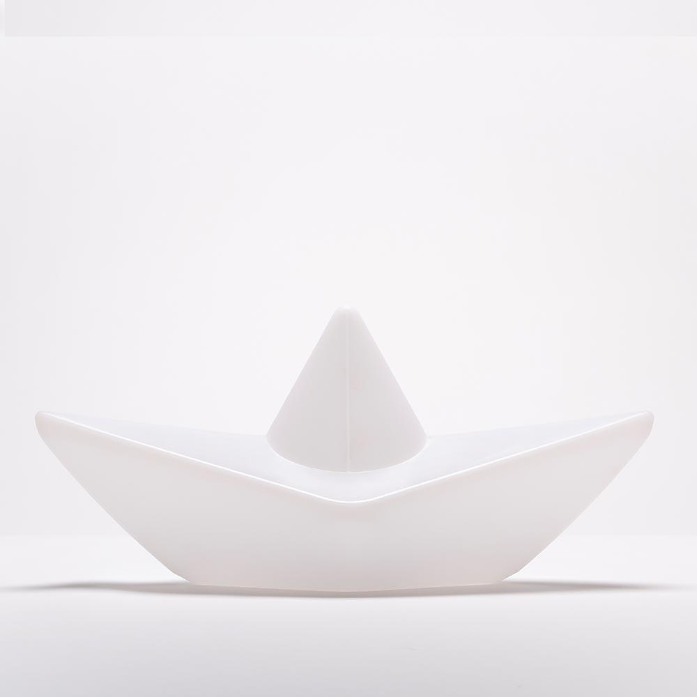 Schwimmfähige Akku-LED-Dekolampe The Boat thumbnail 5