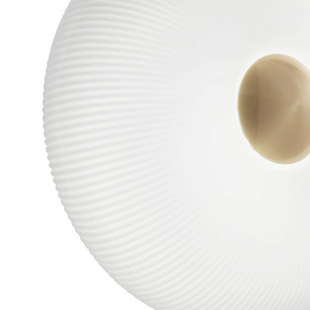 Ideal Lux Deckenleuchte Arizona 2-flg. Weiß, Messing-Satiniert 2