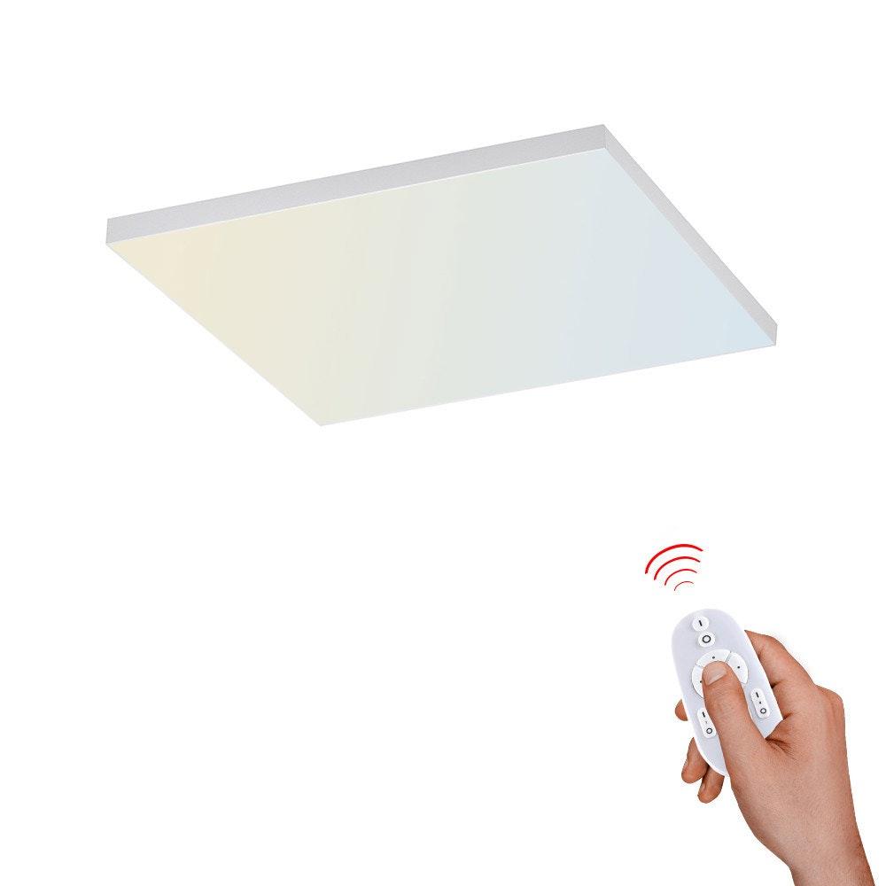Q-Flat 2.0 rahmenloses LED Deckenpanel 30 x 30cm CCT + FB Weiß 1