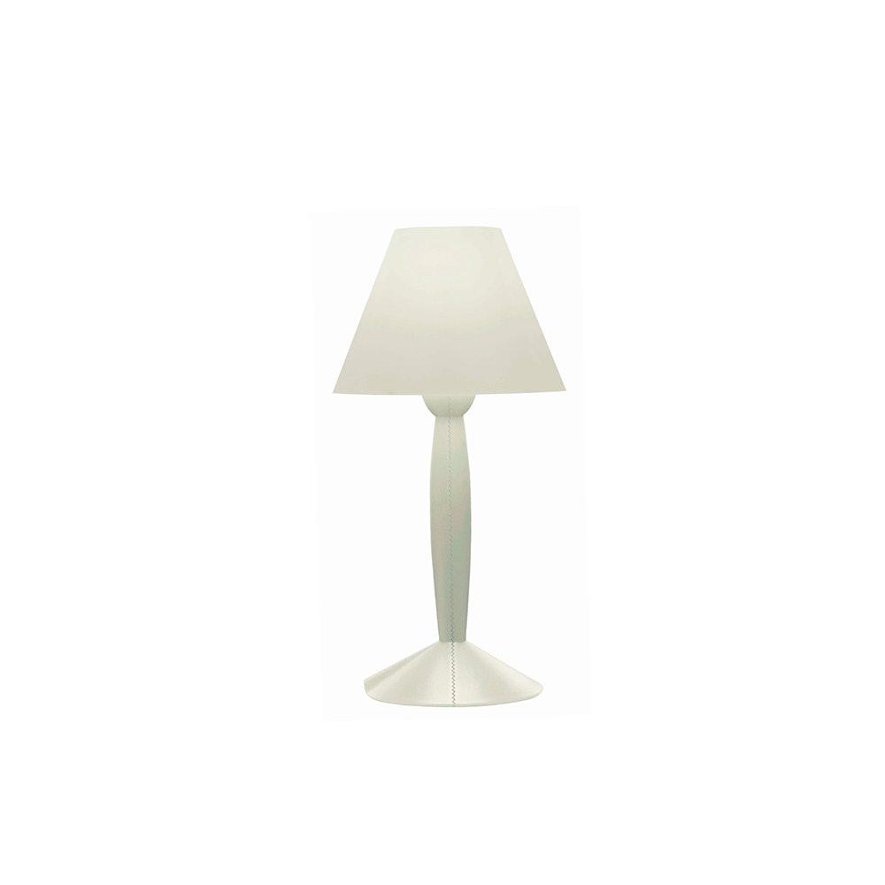 FLOS Miss Sissi Tischlampe Weiß 2